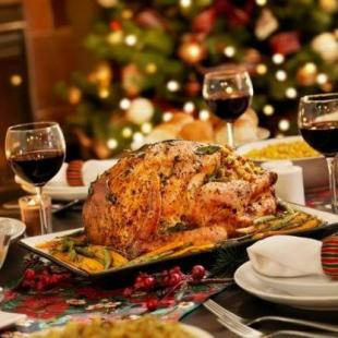 """Православное Рождество в ресторане """"..."""
