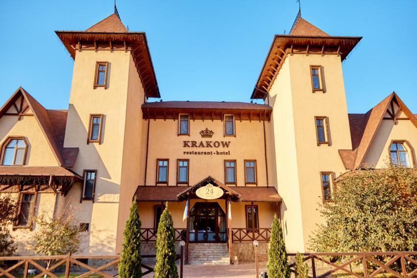 Готель Krakow, Київ