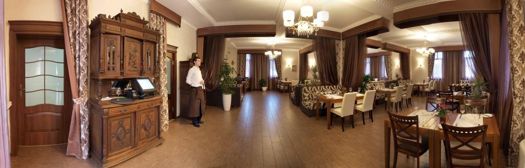 День рождения в ресторане под Киевом