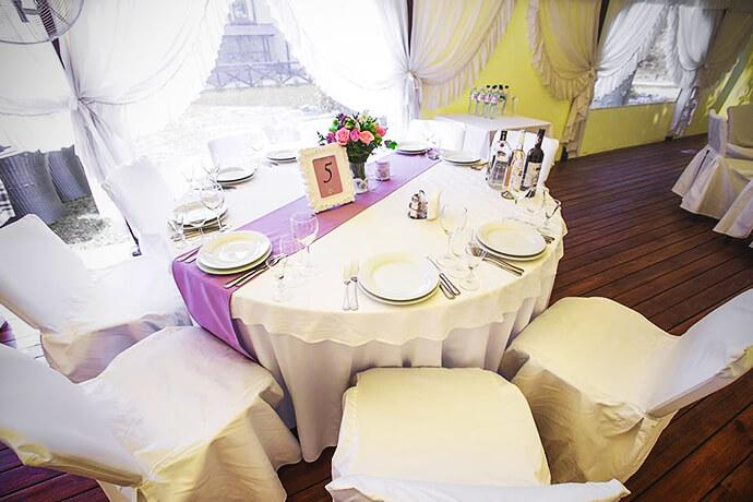 Ресторан для весілля, бенкетний зал Київ