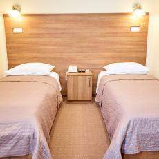 Номер Стандарт - односпальные кровати