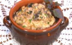 Дольношльонский бигосик с телятины