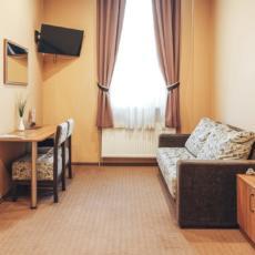 Номер Стандарт Покращений готель Краків