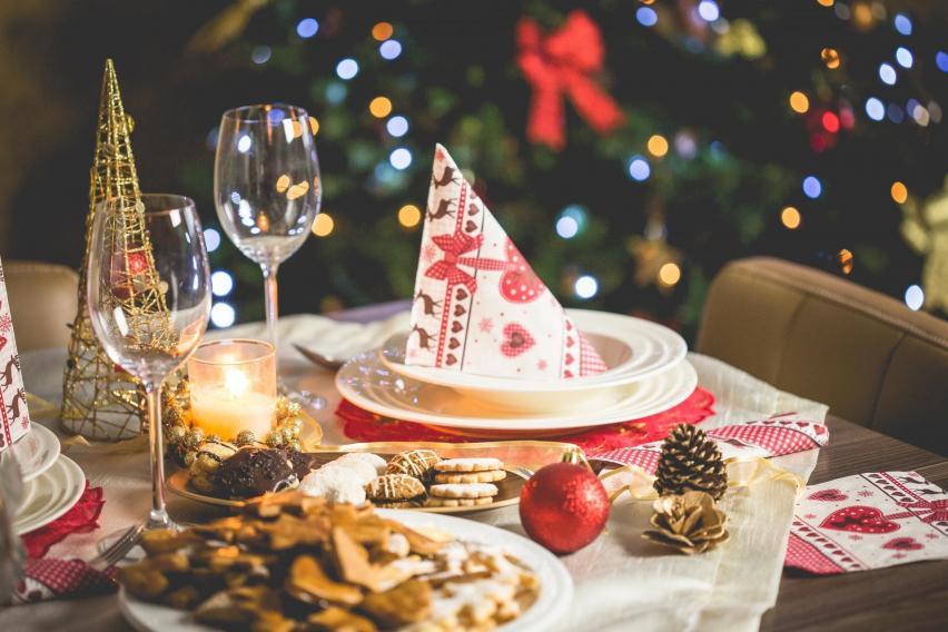 Зусріч нового року в ресторані Краків