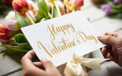 День Святого Валентина в ресторане Киева «Краков»
