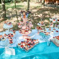 бенкетне меню на весілля
