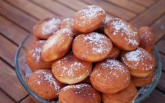 Масленица в Польше и в Украине, что едят