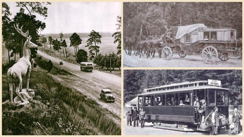Brześć Litewski-autostrada Historia